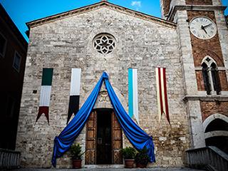 San Quirico d'Orcia, Festa della Madonna di Vitaleta dal 3 al 6 settembre